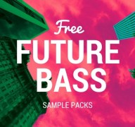 4 Awesome Free Future Bass Sample Packs | +512 MO of Cloudy Sounds
