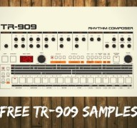 909 Free Samples | Download Roland TR-909 Wav Drumkit