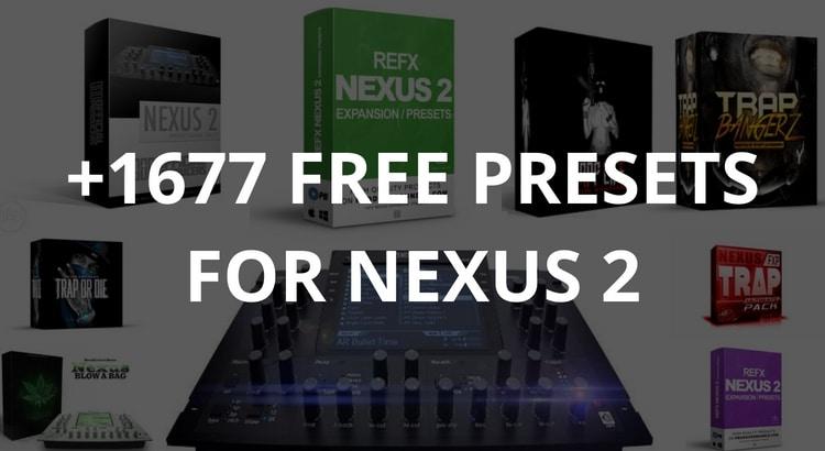 Ultimate list of free nxp nexus presets xp packs