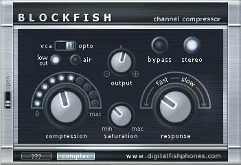 blockfish compressor VST Mac Windows