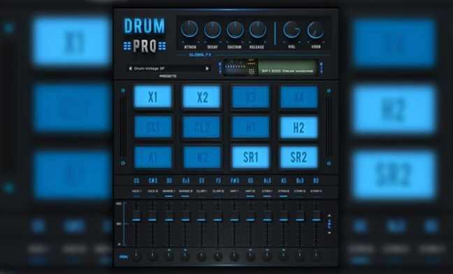 linn drum emulator vst