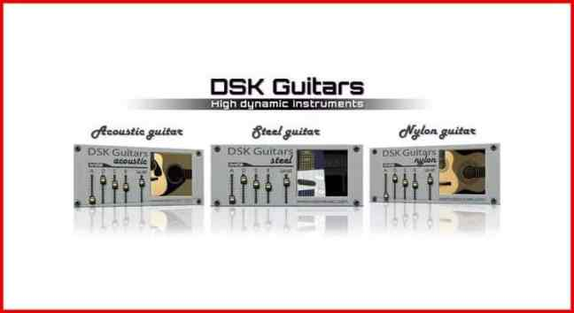 Download DSK Guitars VST