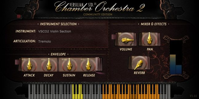 Download a Free Violin VST