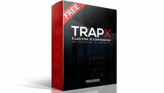 Download Trap X- Free ElectraX presets