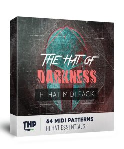 Premium midi patterns for hi hat rolls