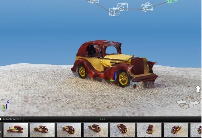 car 3d3