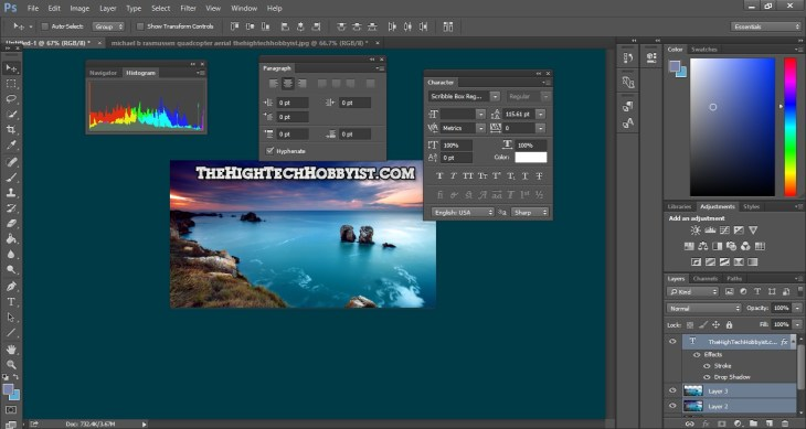 10 photoshop tips and tricks