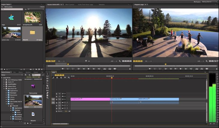 Best Professional Video Editing Software 2017 | TheHighTechHobbyist