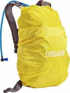 Safety Maker Backpack Rain Cover Reflective Yellow Water Resistant 45 Litre