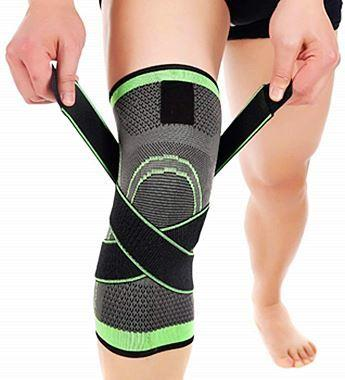 HipStone Knee Sleeve, Compression Fit Support