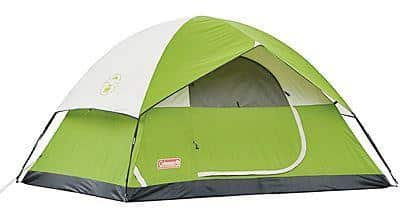 camping tents under $100