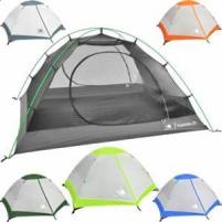 Hyke & Byke Yosemite 1 and 2 Person Backpacking Tents