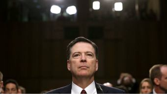 Comey: Not an overstatement to say it's a dangerous time for our country