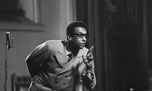 Stokely Carmichael changed his name to Kwame Ture to honor both the President of Ghana, Kwame Nkrumah, and the President of Guinea, Sekou Toure. (Photo Credit: David Fenton/Getty Images)