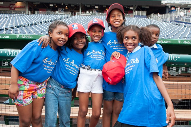 Horton's Kids Spotlight: Building a Brighter Future