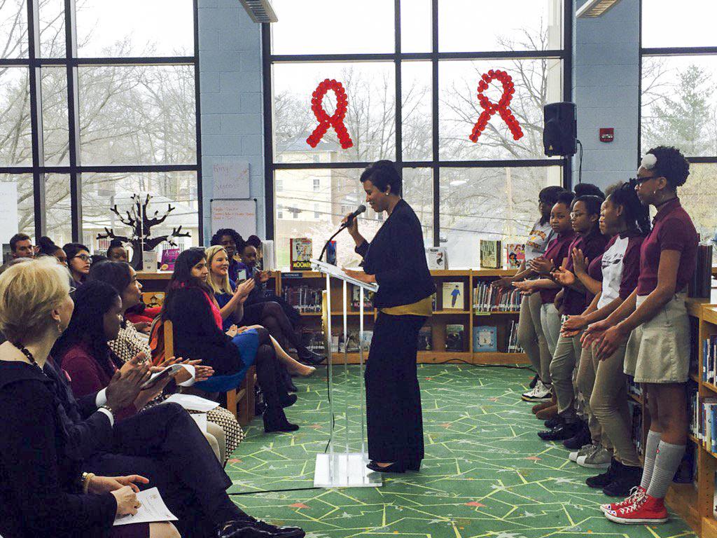 D.C. Public Schools Launch Empowerment Program for Young Women