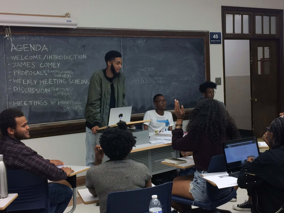 The Mecca's Student Movement: HU Resist Challenges Howard Culture