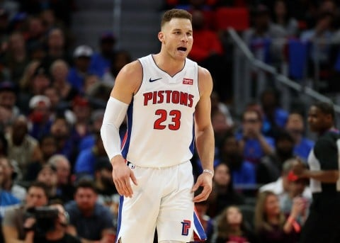 Blake Griffin Shipped to the Detroit  Pistons The Blockbuster deal no one saw coming.