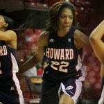 Howard's women basketball team looks to continue its winning ways against the Aggies