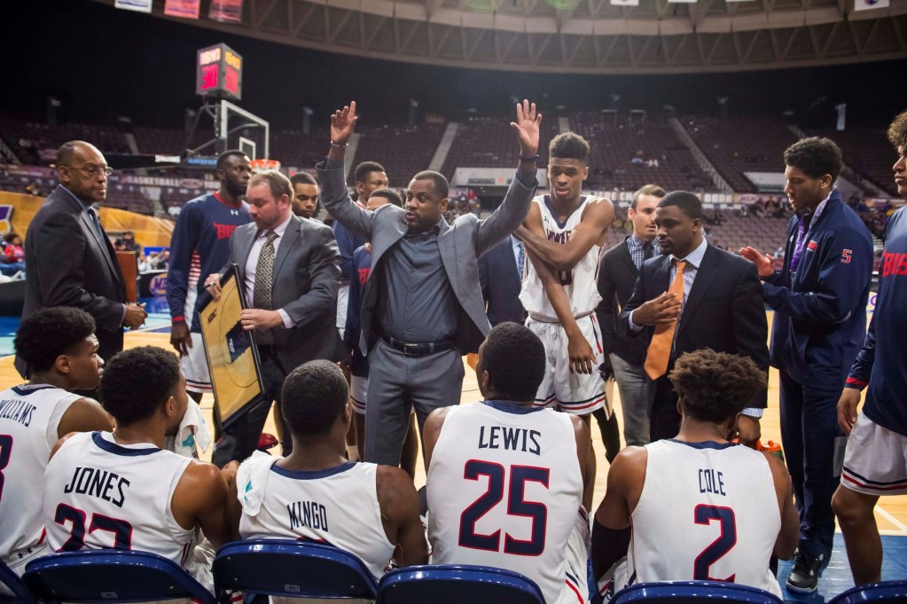 HU Men's Basketball Comeback Falls Short in First Round of MEAC