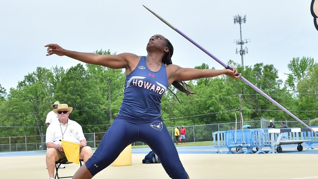 Howard University Women's Track & Field Places Fourth Overall at Morgan Legacy