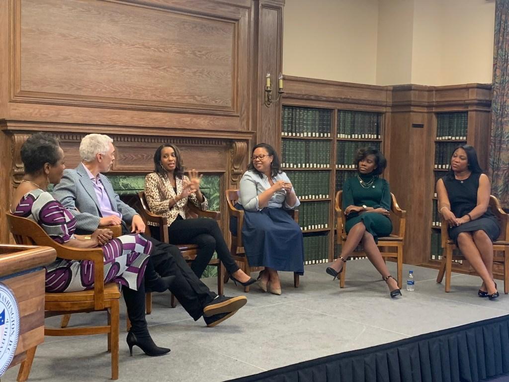 Student Leaders Host Black Speechwriters for Inaugural Symposium