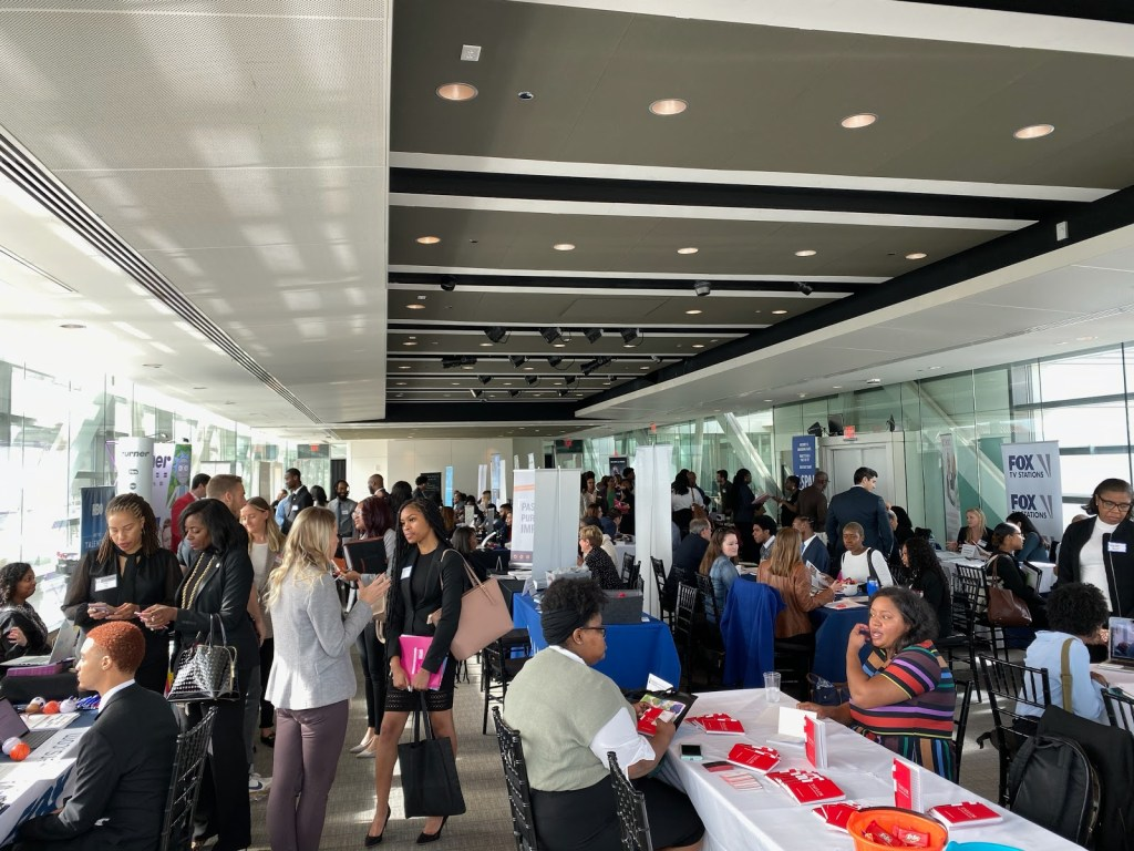 Newseum Hosts Annual CHSOC Career Fair