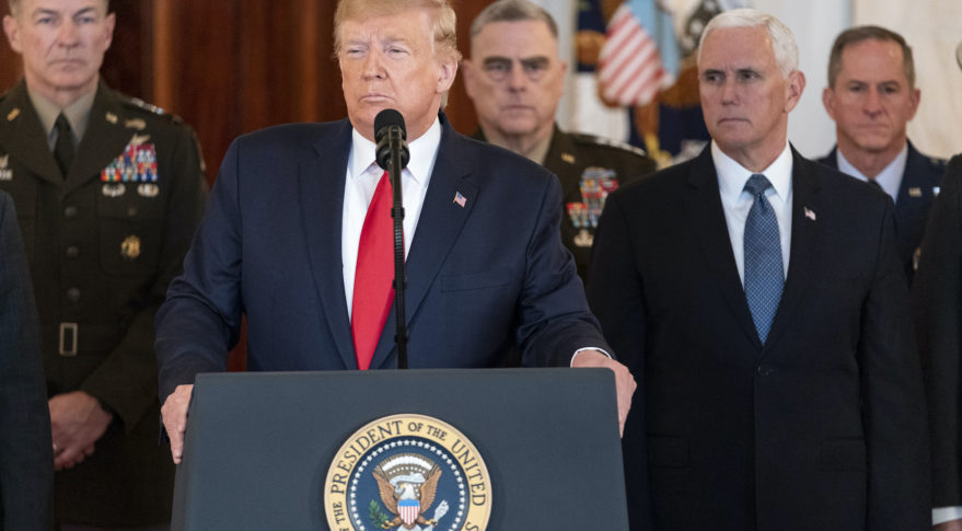 Tensions Rise Between United States, Iran