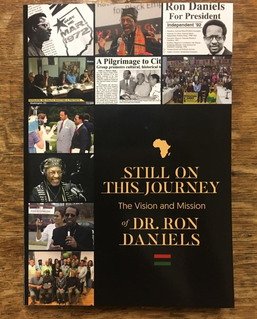 Activist Dr. Ron Daniels' 'Journey' Brings Him to Howard for Panel Discussion