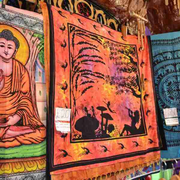 Wall hanging tapestries