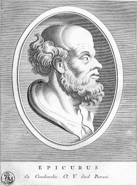 Print of Epicurus, [Public Domain] via Creative Commons.jpg