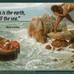 Hesiod on ills of the earth and sea quotepic