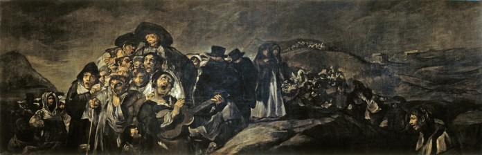 A Pilgrimage to San Isidro, by Francisco Goya (1746–1828), [Public Domain] via Creative Commons