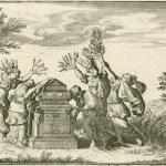 The Heliades Turning Into Poplar Trees, by Johann Wilhelm Baur, (c. 1600-1642), [Public Domain] via Creative Commons and the New York Public Library