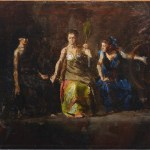 The Three Fates, by Susan MacDowell Eakins (c. 1851-1938), [Public Domain] via Creative Commons and the Dallas Museum of Art.jpg