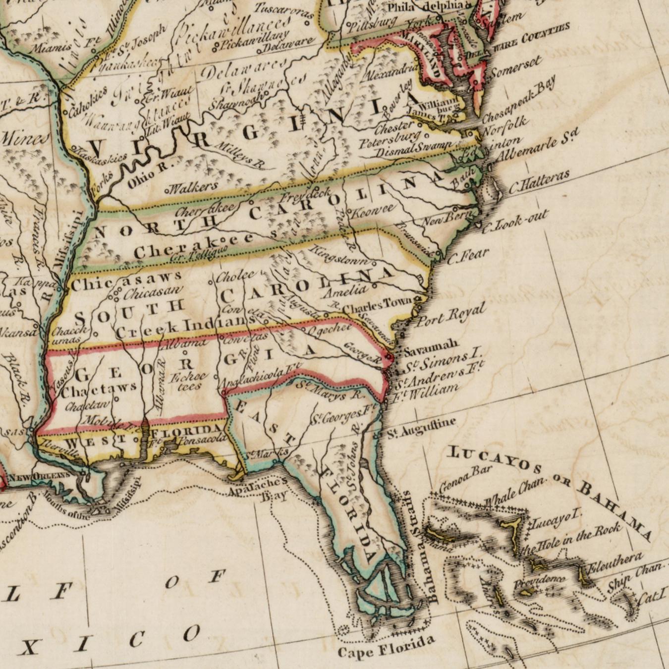 Buffalo In Present Day Alabama