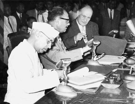 The Indus Waters Treaty of 1960