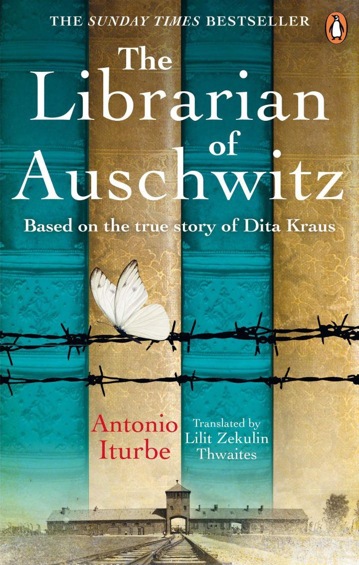 The Librarian of Auschwitz- Antonio Iturbe