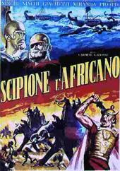 Movie Poster For Scipione l'africano