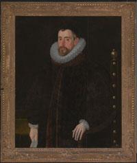 Sir Francis Walsingham by John de Critz, c. 1585