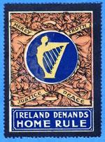 Ireland Demands Home Rule - Photo: www.tcd.ie