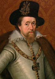 King james the first homosexual marriage