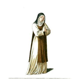 augustinian nun