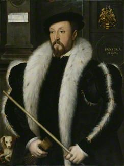 NPG 1851; Thomas Wentworth, 1st Baron Wentworth by Unknown Anglo-Netherlandish artist