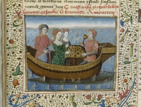 tristan and isolde drinking love potion