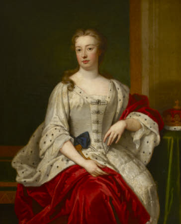 Lady Elizabeth Percy, Duchess of Somerset (1667-1722)by Sir Godfrey Kneller (Lübeck 1646 - London 1723)