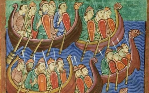 danish longboats