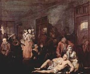 bedlam hogarth