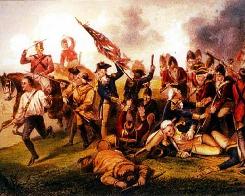 Battle of Camden Facts
