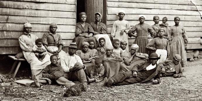 Civil War Slaves